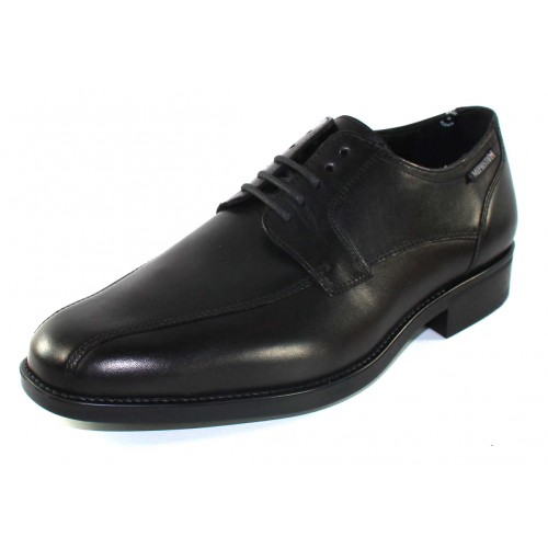 Mephisto Men's Connor In Black Carnaby Leather 800