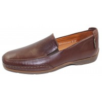 Mephisto Men's Edlef In Dark Brown Smooth Leather 8851