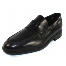 Mephisto Men's Fortino In Black Palace Calf Leather 4300