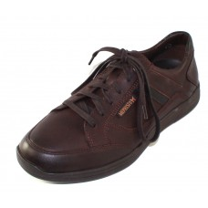 Mephisto Men's Frank In Dark Brown/Black Polo 951/900