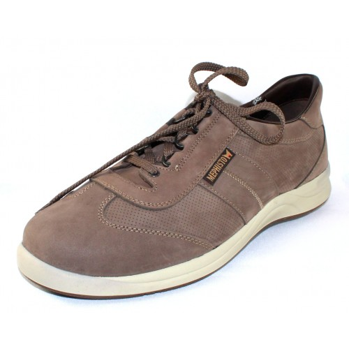 Mephisto Men's Hike Perf In Birch Suede 886