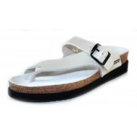 Mephisto Women's Helen In Soft White Waxy Leather 2880