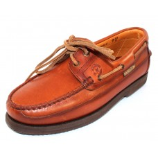 Mephisto Men's Hurrikan In Rust Smooth Leather