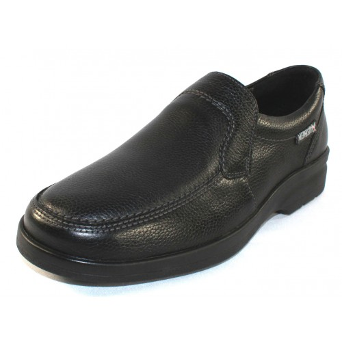 Mephisto Men's Jakin In Black Grain Leather 7200