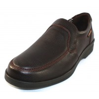 Mephisto Men's Jakin In Dark Brown Grain Leather 7251