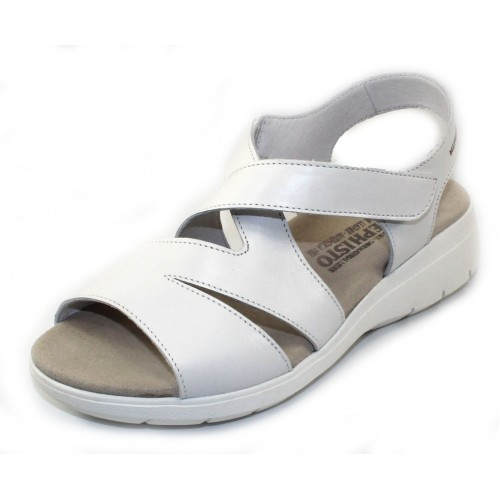 Mephisto Women's Katline In White Silk Leather 7830