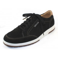 Mephisto Men's Ludo In Black Sportbuck 1900/3535