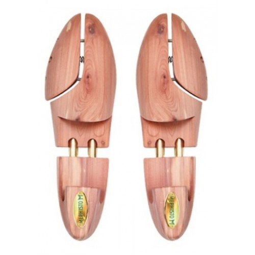 Mephisto Luxury Cedar Shoe Trees In Natural Cedar Wood