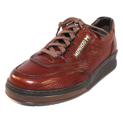 Mephisto Men's Match In Tan Grain Leather 742