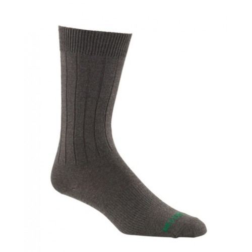 Mephisto Newport L/W Dress Sock In Brown