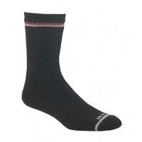 Mephisto Palm Beach Casual Dress Sock In Espresso