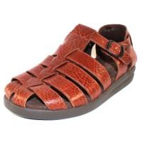Mephisto Men's Sam In Tan Grain Leather