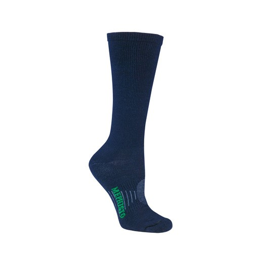 Mephisto Seattle Technical Sock In Navy - Six Pair