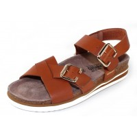 Mephisto Women's Sybil In Camel Waxy Leather 2831