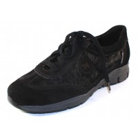 Mephisto Women's Yael In Black 6900/17600/10100