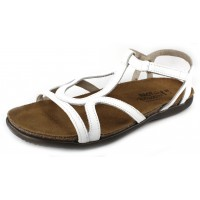 Naot Women's Dorith In White Leather
