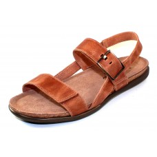 Naot Women's Norah In Latte Brown Burnished Leather