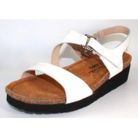 Naot Women's Pamela In White Leather