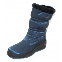 Pajar Women's Snowcap 2 In Navy Waterproof Nylon