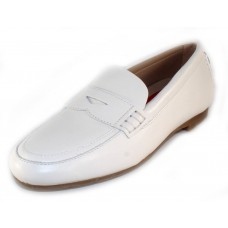 Pas De Rouge Women's Maran L310 In White Leather
