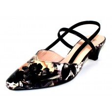 Peter Kaiser Women's Edana 47577 In Black Multi Marnero Patent Leather