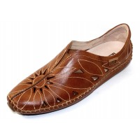 Pikolinos Women's Jerez 578-7399 In Brandy Burnished Leather