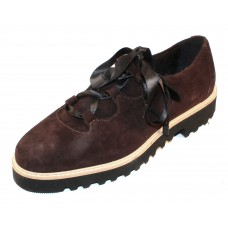 Ron White Women's Daisy In Chocolate Weatherproof Cashmere Suede