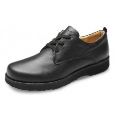 Samuel Hubbard Men's Hubbard Free In Absolutely Black Full Grain Leather/Black Outsole