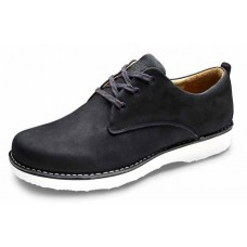 Samuel Hubbard Men's Hubbard Free In Charcoal Nubuck/White Outsole