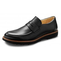 Samuel Hubbard Men's Ivy Legend In Black Full Grain Leather/Black Outsole