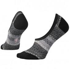 Smartwool Behind The Hive Hide And Seek No Show Socks In Black Wool/Nylon