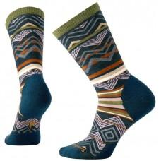 Smartwool Ripple Creek Crew Socks In Lochness Heather Wool/Nylon
