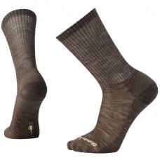 Smartwool Heathered Rib Socks In Taupe Wool/Nylon