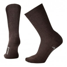 Smartwool Cable Ii Socks In Chestnut Wool/Nylon