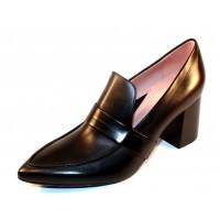 Taryn Rose Women's Marcella In Black Soft Calf Leather
