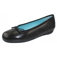 Thierry Rabotin Women's Gem In Black Nappa Leather