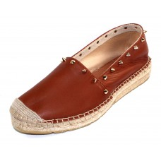 Vidorreta Women's Alboran 25853 In Cuero Brown Nappa Leather