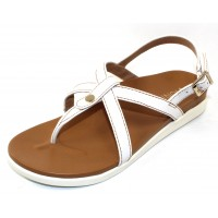 Vionic Women's Veranda In White Leather
