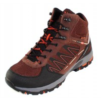 e6d91e6256bec3 Allrounder By Mephisto Men's Belamy Tex In Black Textile/Dark Brown  Suede/Mesh 1