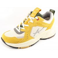 Allrounder By Mephisto Women's Dynamic In Sunflower Suede/Mesh 47/47