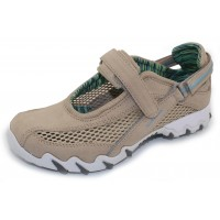 Allrounder By Mephisto Women's Niro In Lamb Suede/Lamb Mesh 12/12