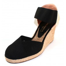 4a172e94ce14 Andre Assous Women s Anouka Mid In Black Elastic