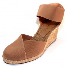82df53a1e166 Andre Assous Women s Anouka Mid In Taupe Elastic