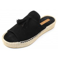 Andre Assous Women's Cameron In Black Suede