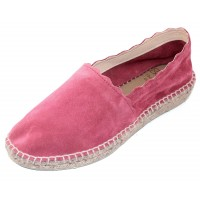 Andre Assous Women's Caroline In Raspberry Suede