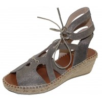 Andre Assous Women's Deanna In Pewter Brushed Suede
