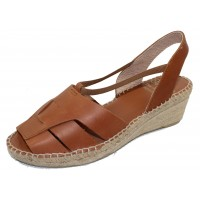Andre Assous Women's Dorit In Cuero Tan Vaqueta Leather