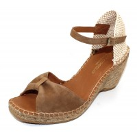 Andre Assous Women's Laetia In Cuoio Suede
