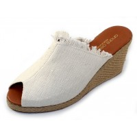 Andre Assous Women's Popy In Hemp Linen