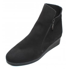Arche Women's Abelem In Noir Nubuck - Black